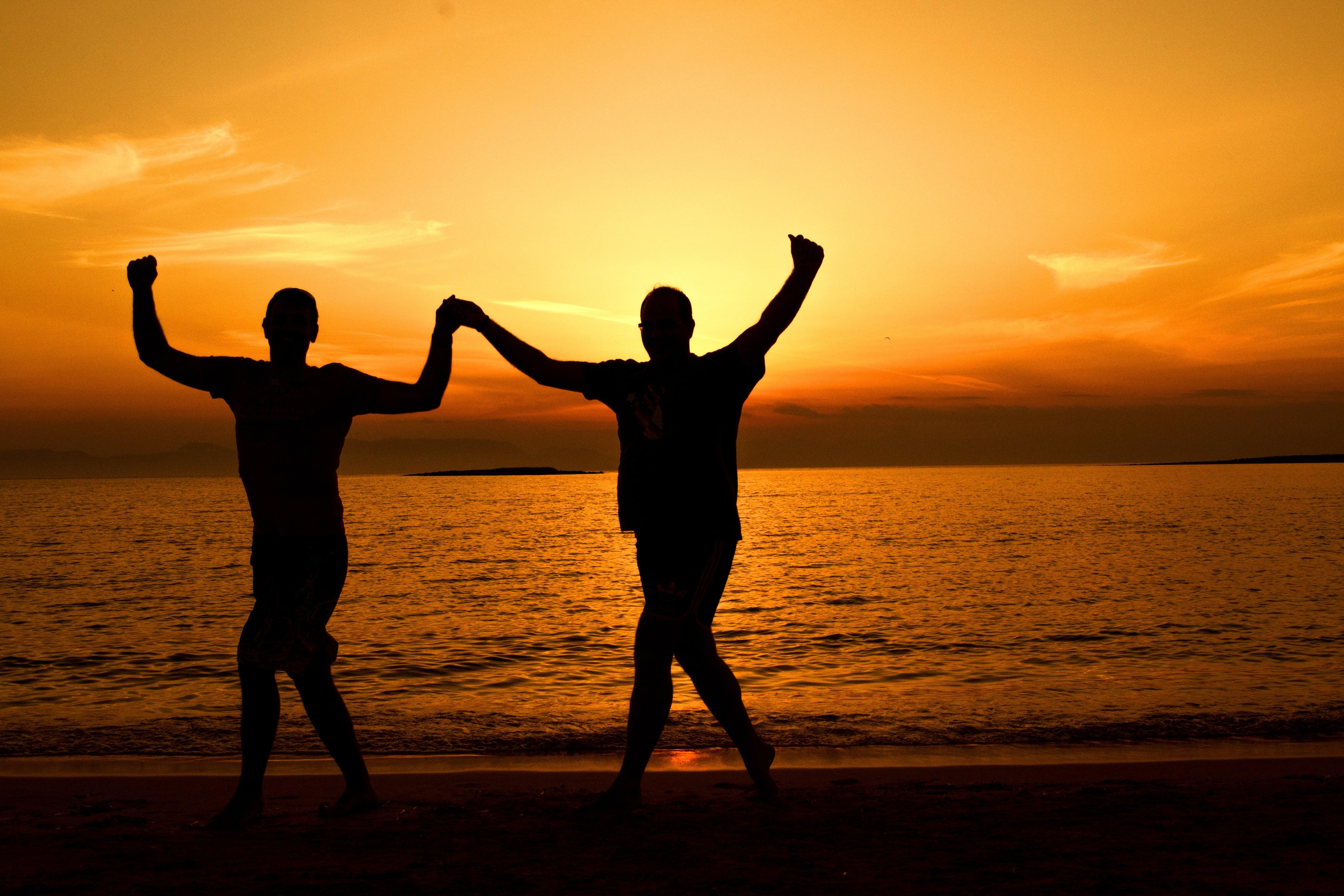 Δωρεάν στοκ φωτογραφιών με ακτή, άμμος, Ανατολή ηλίου, αναψυχή