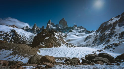 Základová fotografie zdarma na téma Argentina, cestování, el chalten, hory