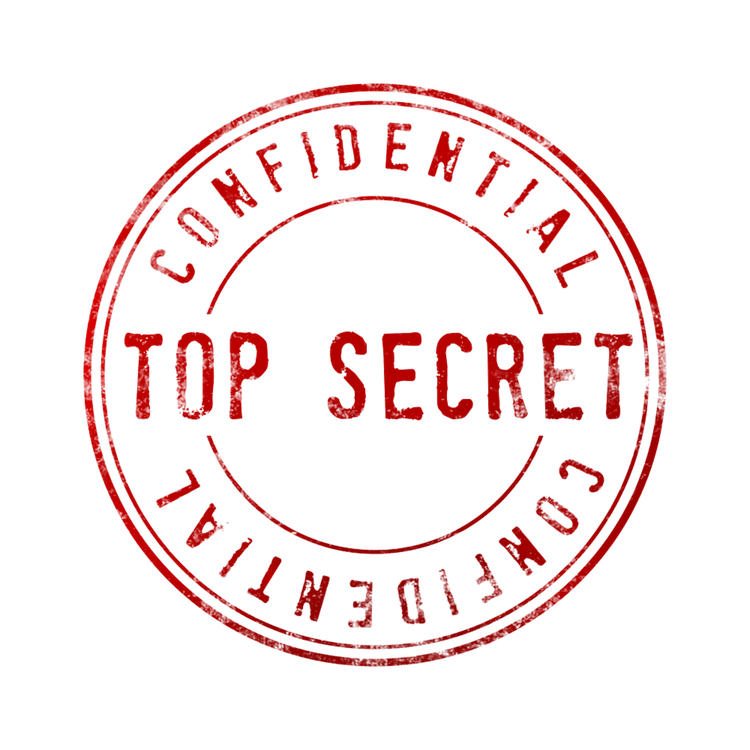Free stock photo of black ops, confidential, confidential stamp