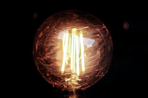 Ilmainen kuvapankkikuva tunnisteilla hehkulamppu, hehkulamput, lämmin, lämmin valo