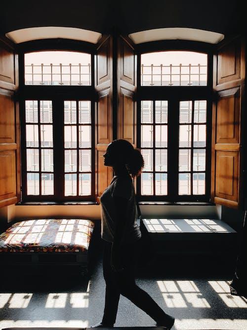 Ingyenes stockfotó ablak, beltéri, bútor, építészet témában