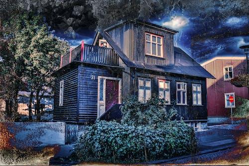 Darmowe zdjęcie z galerii z dom, halloween, nawiedzony