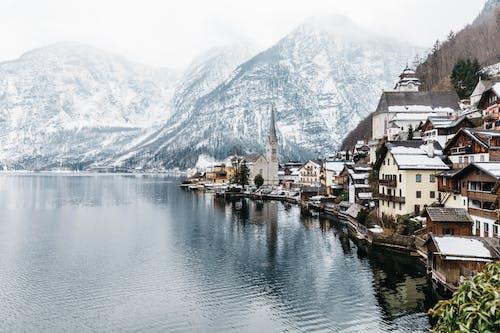Δωρεάν στοκ φωτογραφιών με hallstatt, Άλπεις, άνω της αυστρίας, Αυστρία