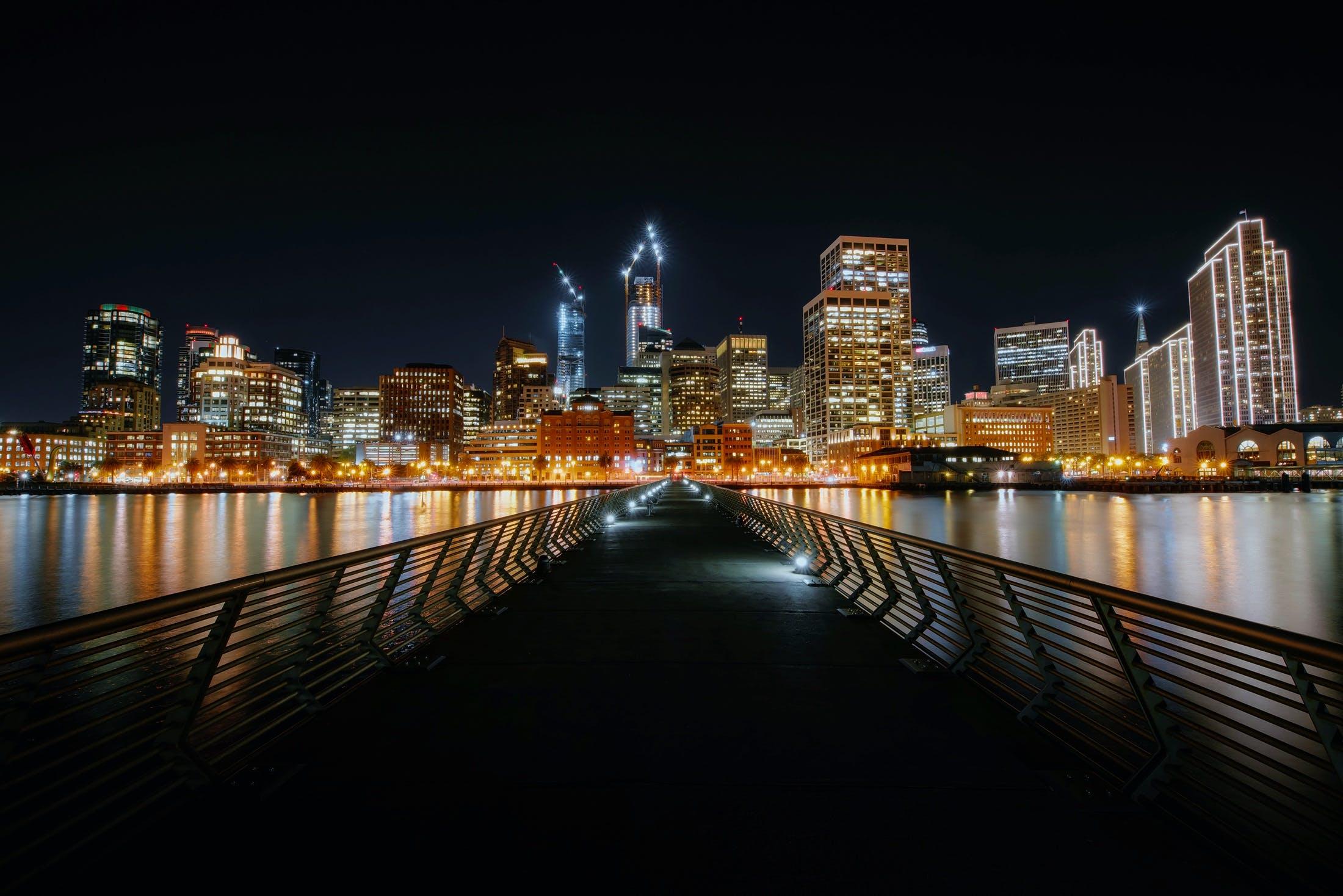 Безкоштовне стокове фото на тему «HDR, архітектура, берег, будівлі»