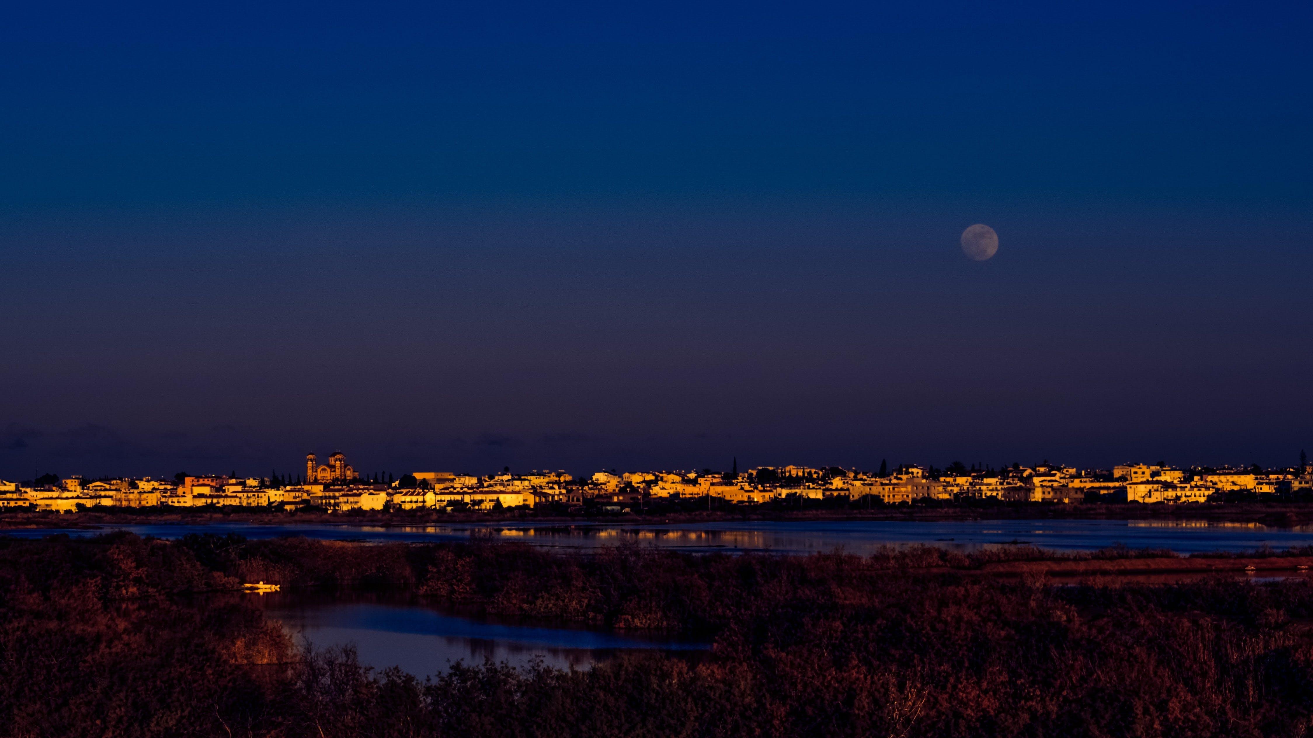 Free stock photo of cyprus, dusk, evening, lake