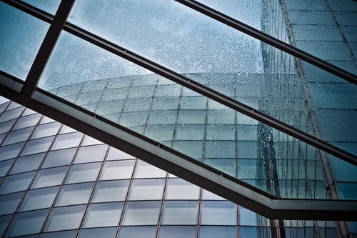 Foto d'estoc gratuïta de acer, aigua, alt, arquitectura