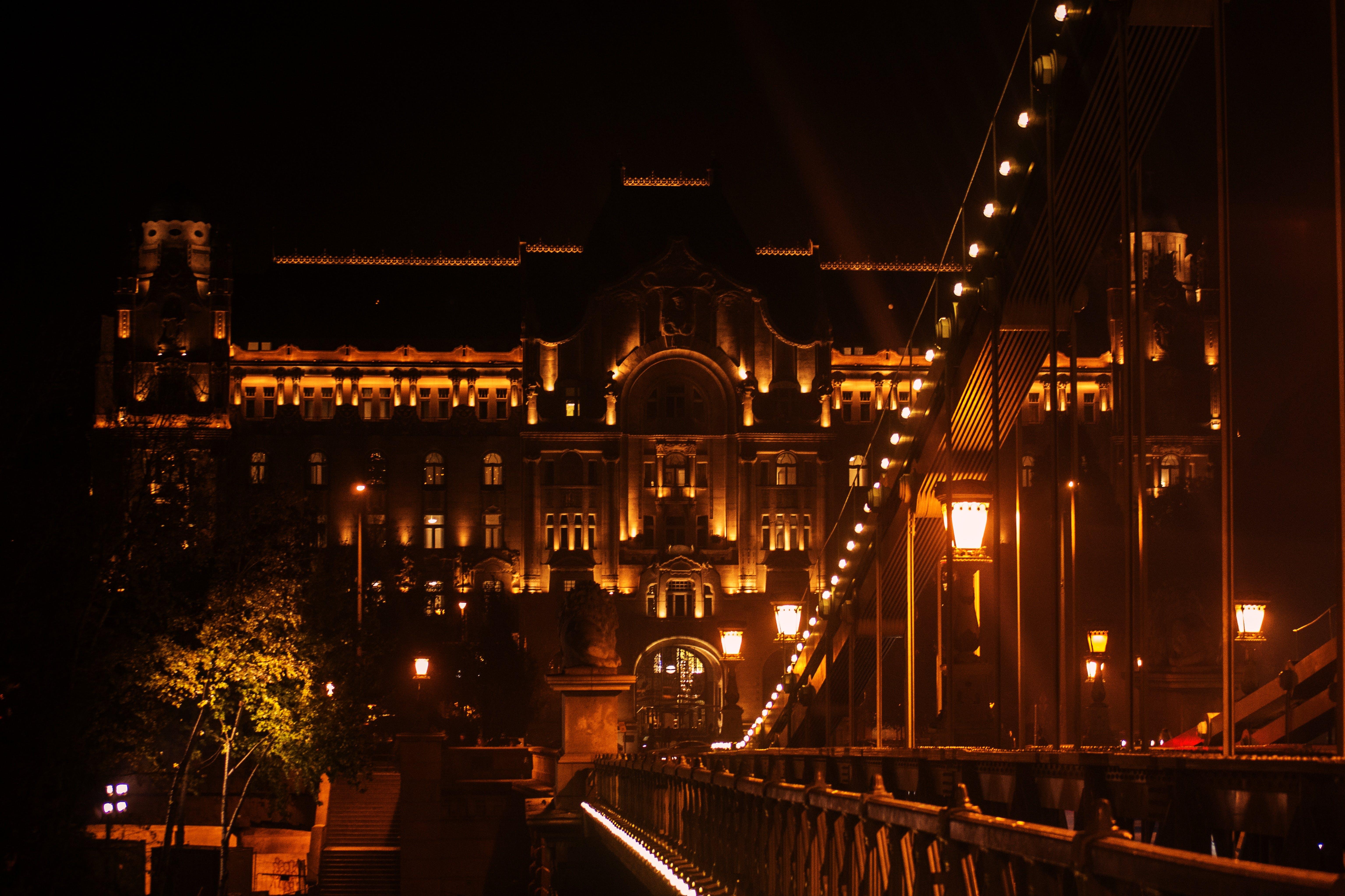 Free stock photo of architecture, bridge, buda, Budapest