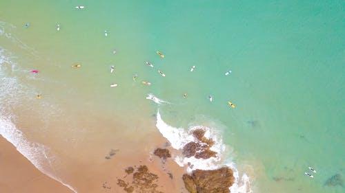 Foto profissional grátis de à beira-mar, ao ar livre, beira-mar, costa do oceano