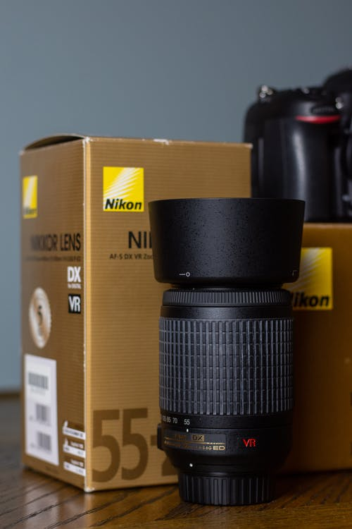 Free stock photo of camera, lens, lense, nikon