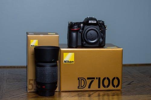 Free stock photo of camera, D7100, nikon, nikon camera