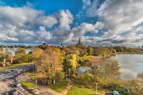 Free stock photo of autumn, clouds, panorama, panorama view