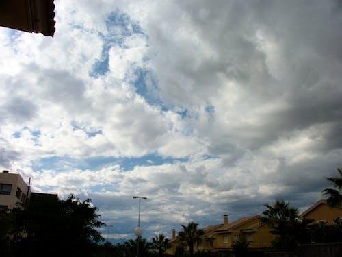 Free stock photo of cielo, nube, nubes