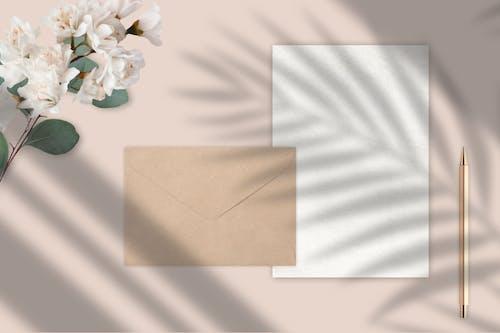 Darmowe zdjęcie z galerii z kwiat, mock up, nieruchomy, scena