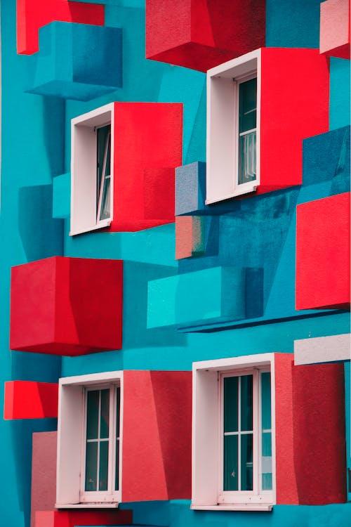 Безкоштовне стокове фото на тему «Windows, архітектура, архітектурне проектування, архітектурної деталі»
