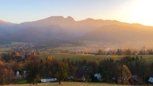 Kostnadsfri bild av bergen