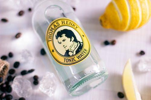 Ingyenes stockfotó citrom, ital, Részlet, tonik témában