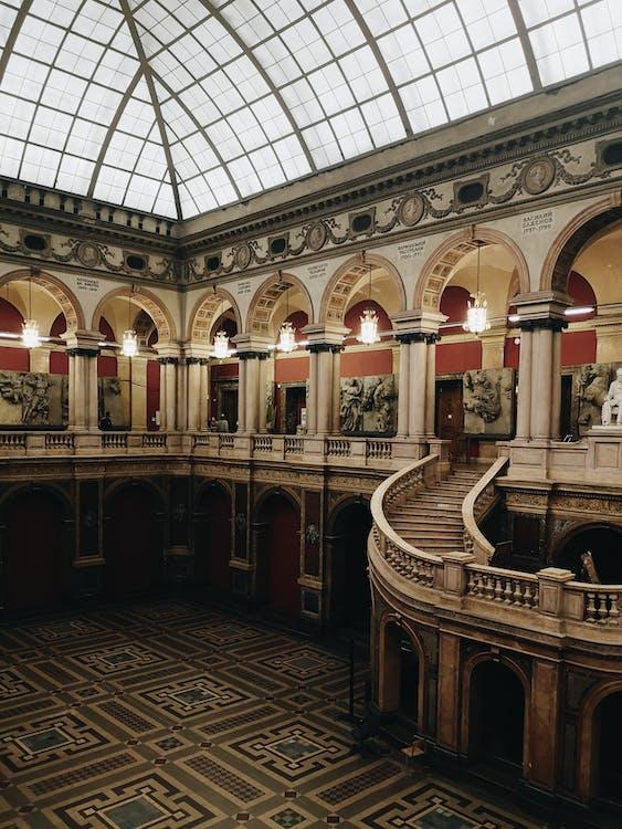 內部, 博物館, 地標