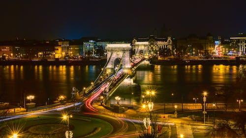 Ingyenes stockfotó Budapest, éjszaka, éjszakai témában