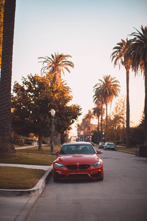 Gratis stockfoto met auto, automobiel, BMW, Hollywood