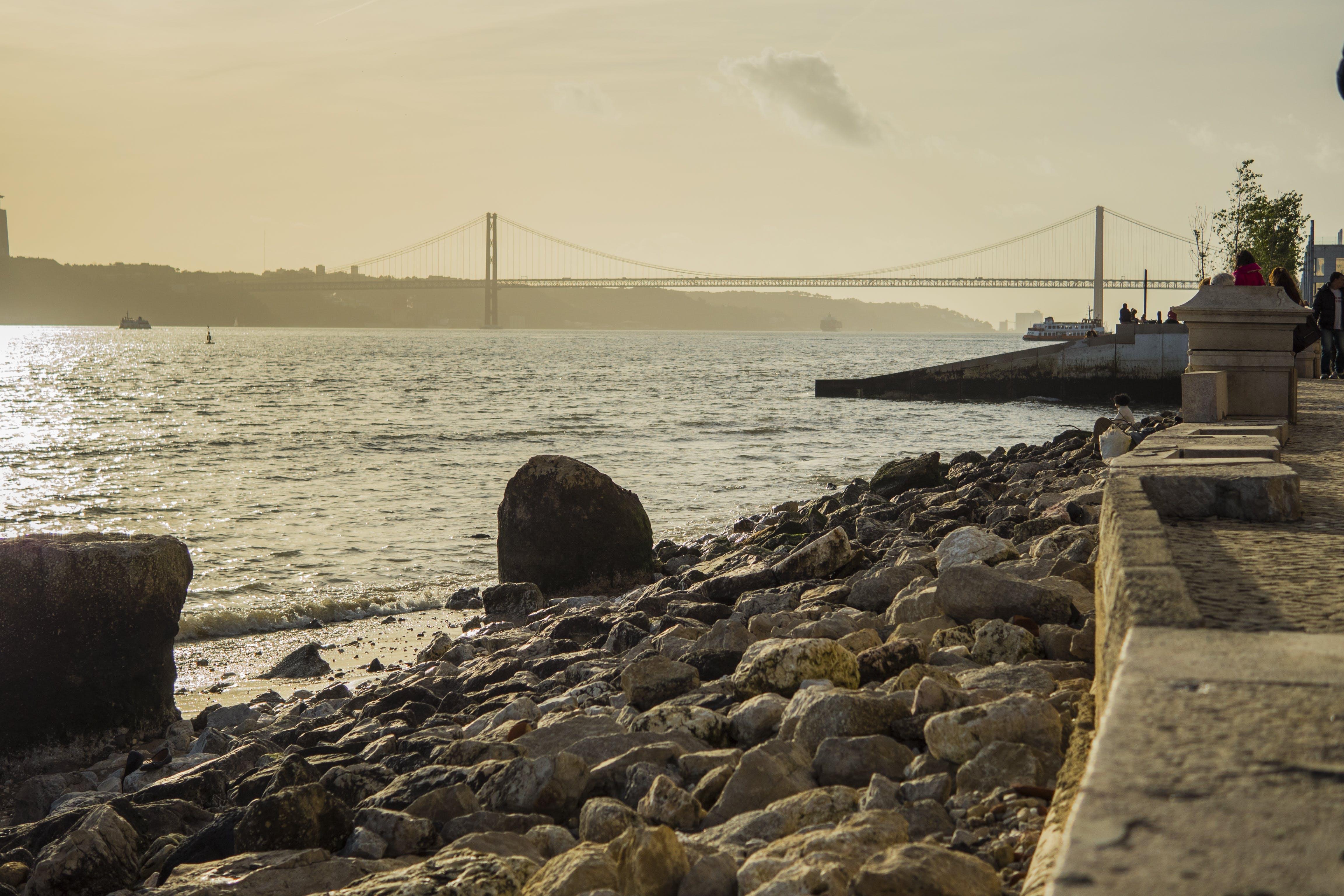 Free stock photo of boardwalk, bridge