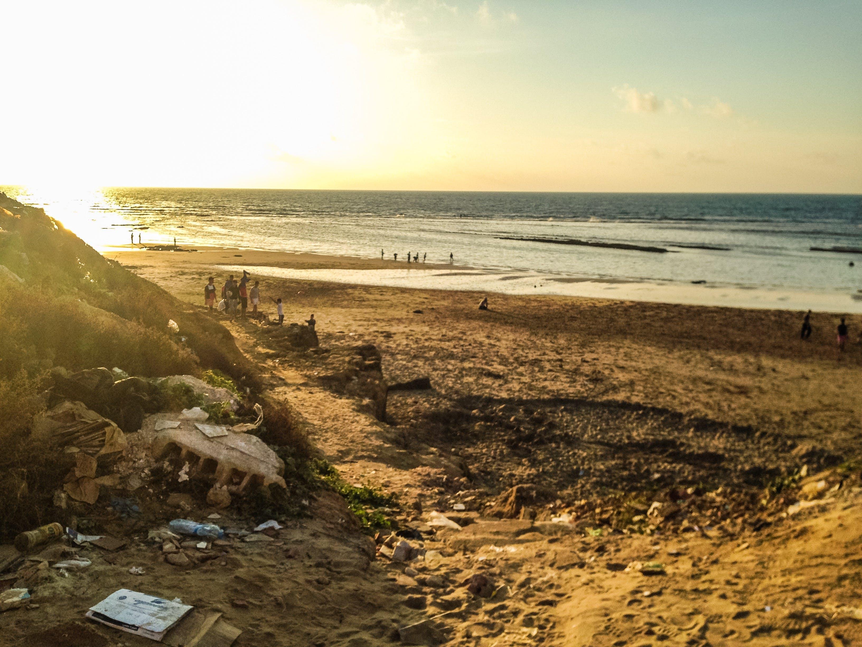 Free stock photo of arm, beach, kids, plastic