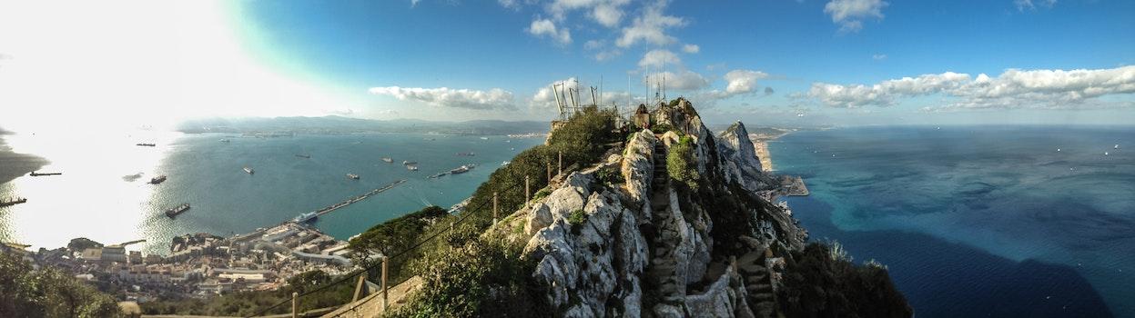 Free stock photo of mountain, panorama, spike