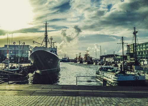 Fotos de stock gratuitas de barcos, oporto