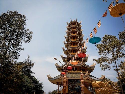 Immagine gratuita di antica architettura romana, architettura, chiesa, pagoda