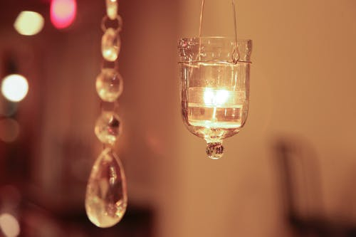 Free stock photo of candle holder, tea light