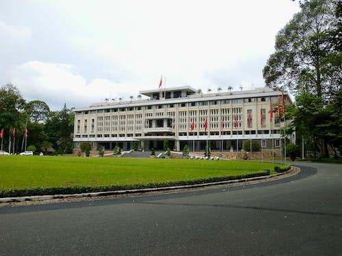 Ingyenes stockfotó ho chi minh, újraegyesítési palota, Vietnam témában