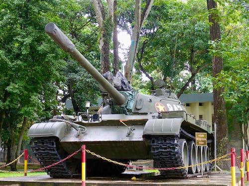 Ingyenes stockfotó észak-vietnami háborús tartály, ho chi minh, újraegyesítési palota témában