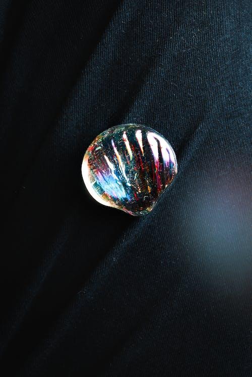 Kostenloses Stock Foto zu beleuchtung, blau, farben, glas