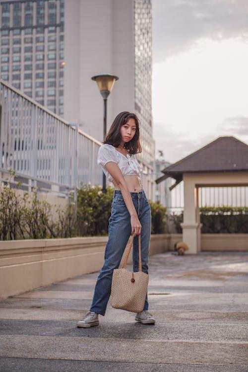 Безкоштовне стокове фото на тему «азіатська жінка, жінка, модна фотографія, молодий»