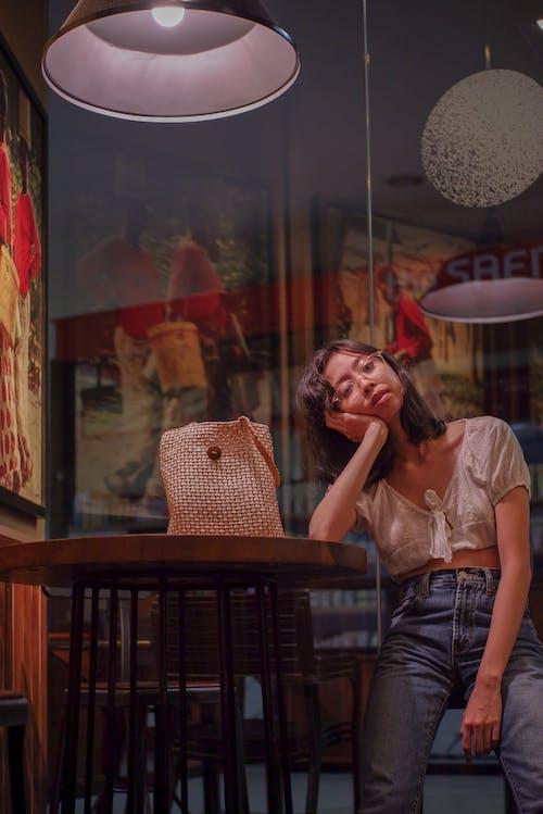 Безкоштовне стокове фото на тему «азіатська жінка, жінка, жінка-модель, мода»