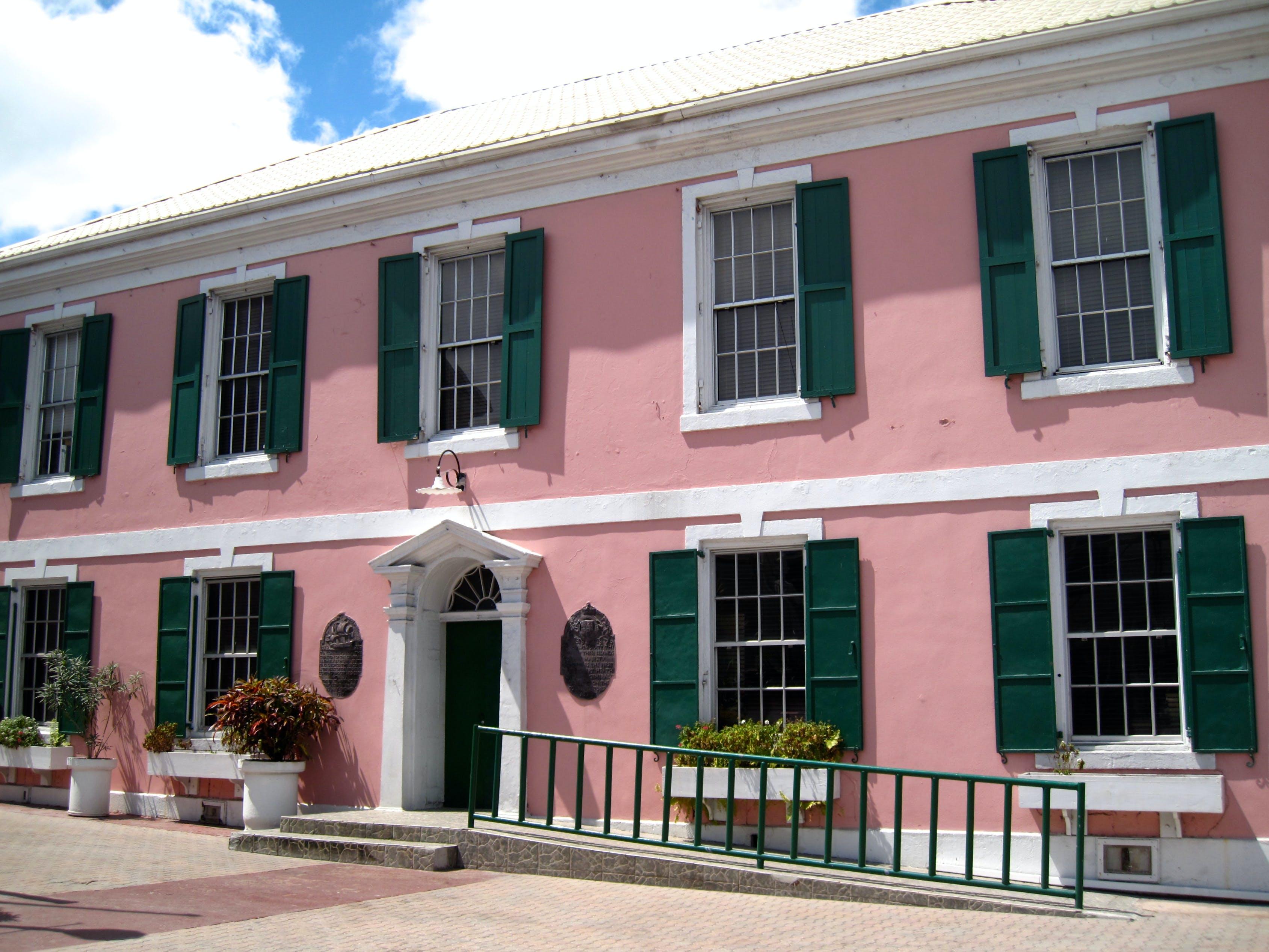 Free stock photo of architecture, Bahamas