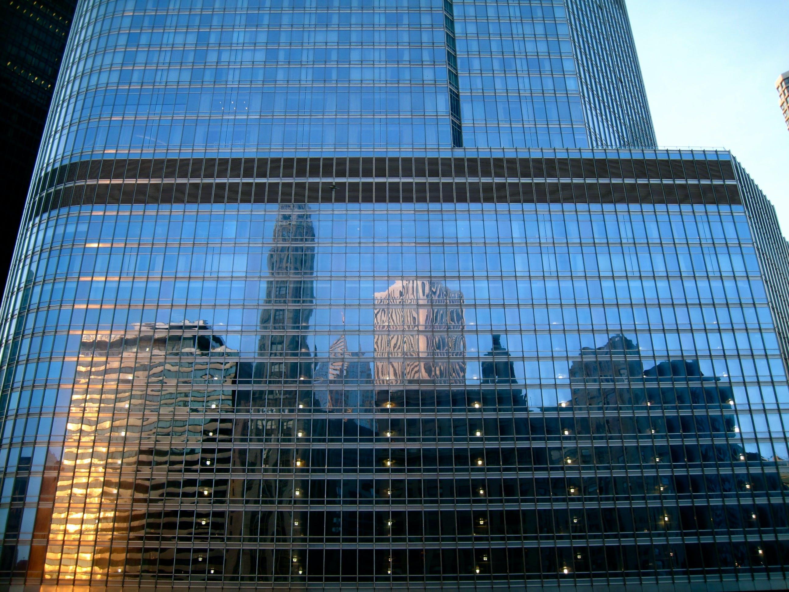 Free stock photo of architecture, chicago, city, trumptower