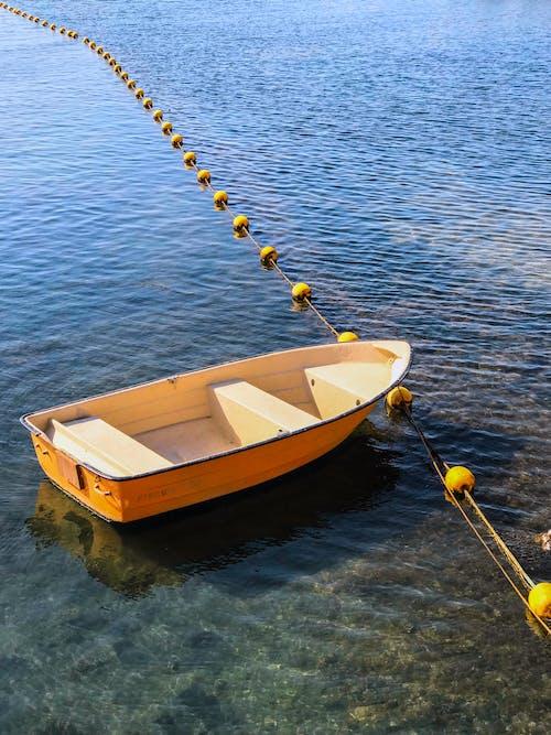 balık ağı, deniz, sakin sular, sarı içeren Ücretsiz stok fotoğraf