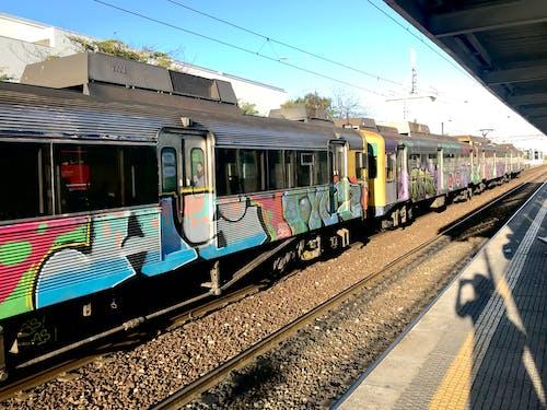 Δωρεάν στοκ φωτογραφιών με grafitt, Λισαβόνα, προπονούμαι