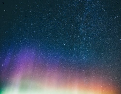 Kostnadsfri bild av kändisar, konstellation, natt, stjärnbeströdd himmel
