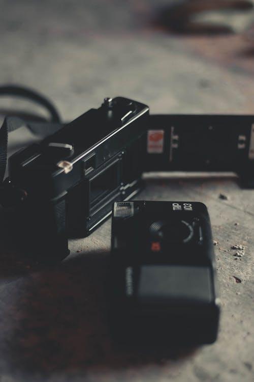 Foto stok gratis fokus selektif, latar belakang kabur, lensa, teknologi