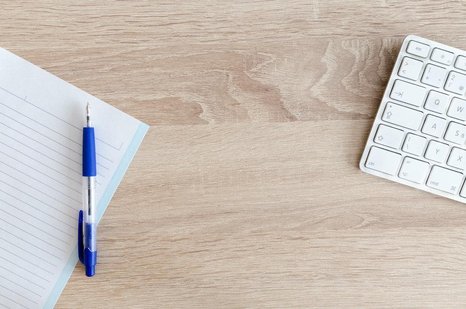 blank, composition, desk