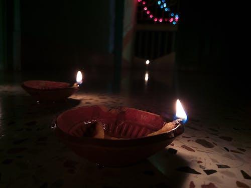 Free stock photo of deepavali, diwali, diya