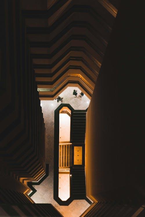 Foto d'estoc gratuïta de alt, arquitectura, edifici, estampat