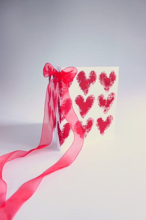 Free stock photo of greeting card, heart, hearts