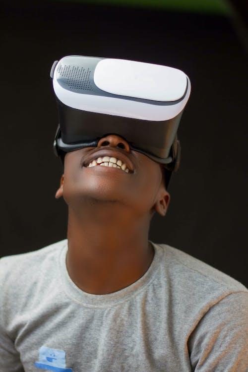 Kostnadsfri bild av afroamerikan, användarupplevelse, förstärkt verklighet