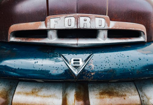 Free stock photo of car, old, vintage