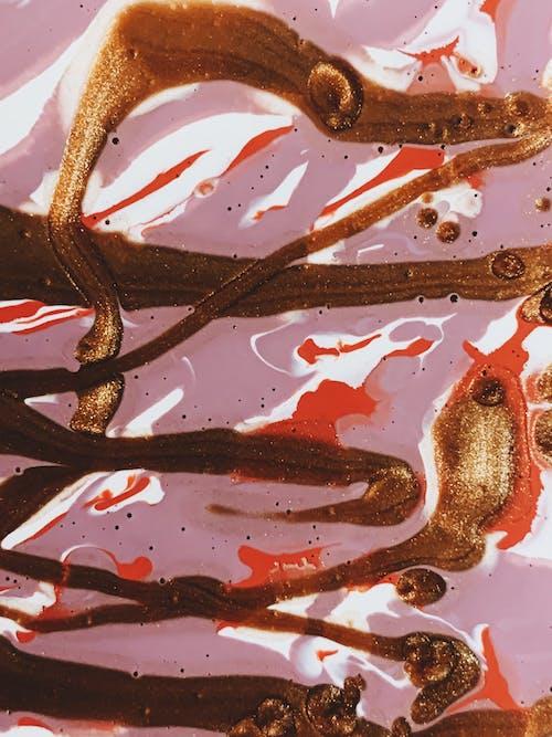 Gratis lagerfoto af abstrakt ekspressionisme, abstrakt kunst, abstrakt maleri, akryl