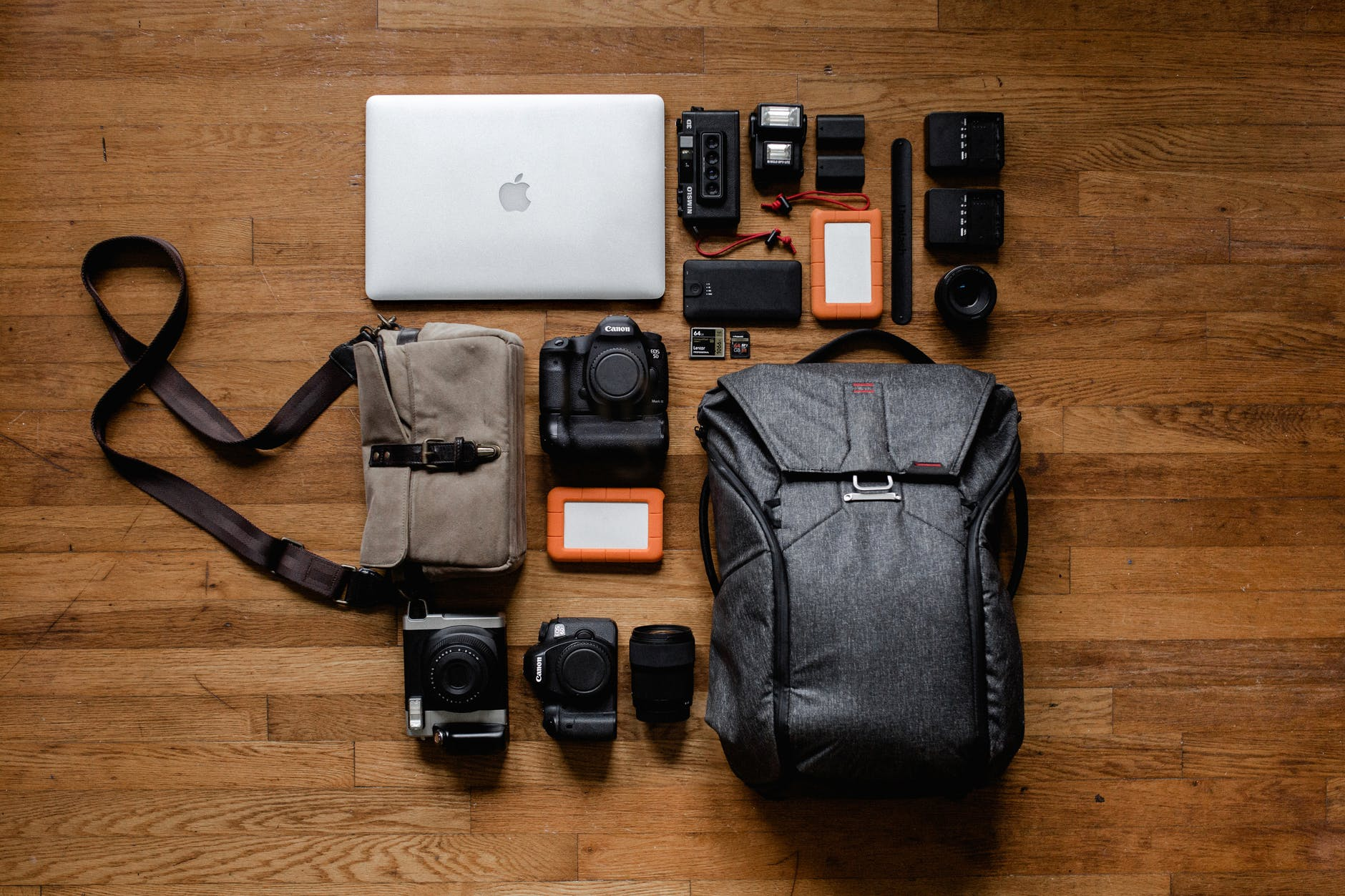 30l backpack gear