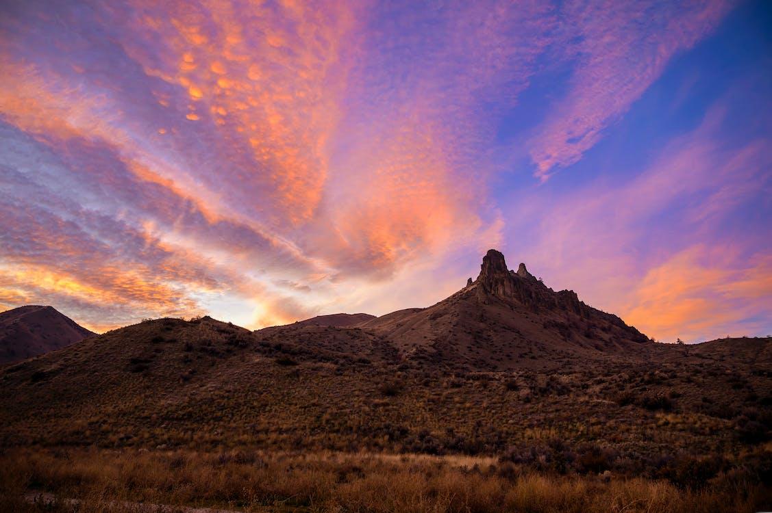 alam, Amerika Serikat, awan