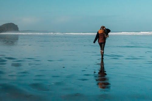 Ingyenes stockfotó homokos strand, strand témában